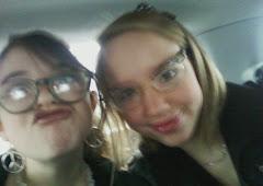 **Me and Morgan**