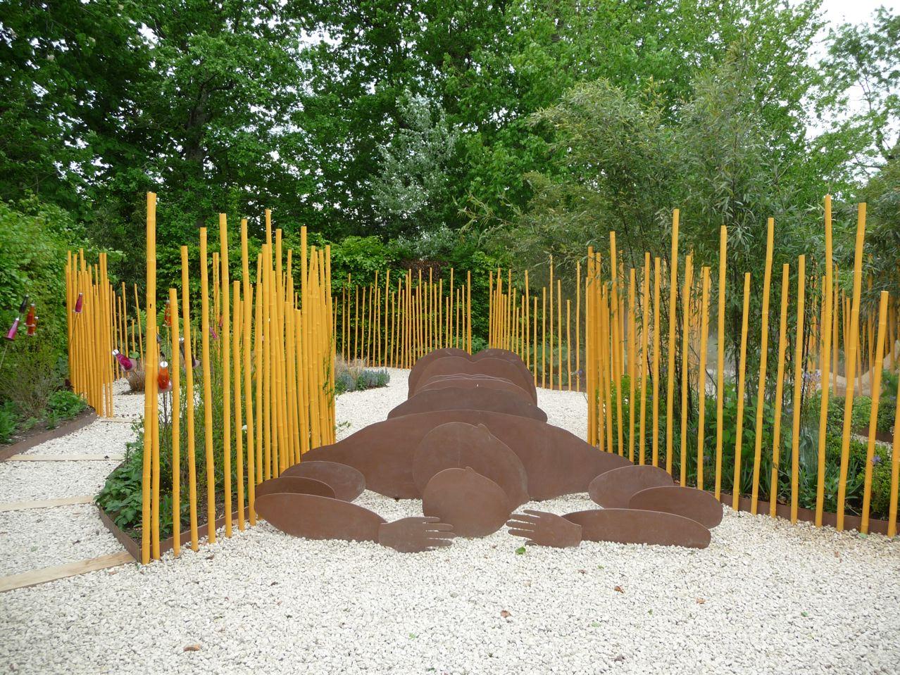 nibelle et baudouin festival des jardins de chaumont sur loire 2010. Black Bedroom Furniture Sets. Home Design Ideas
