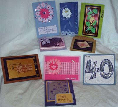 Without doubt the best and most beautifully crafted handmade Birthday cards