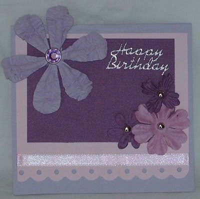 homemade birthday cards ideas