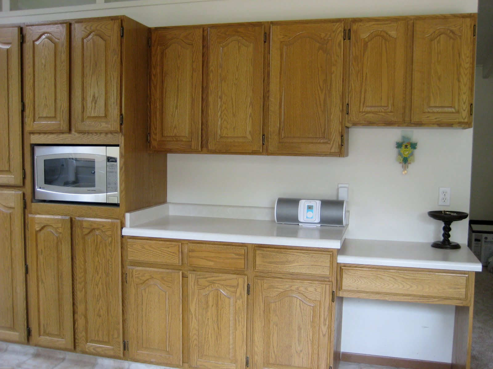 Kitchen Cabinet Makeover : Very Fine House: Kitchen cabinet makeover.
