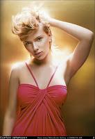 Scarlett Johansson photograpy