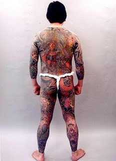 Amazing Japanese Tattoos With Image Japanese Yakuza Tattoo Designs Especially Japanese Yakuza Full Body Tattoo Picture 2