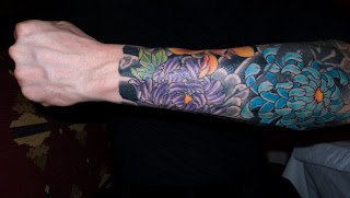 Flower Tattoos With Image Flower Tattoo Designs For Sleeve Tattoo Picture 7