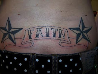 Star Tattoos Especially Star Lower Back Tattoo Designs With Image Female Tattoos With Lower Back Star Tattoo Picture 4
