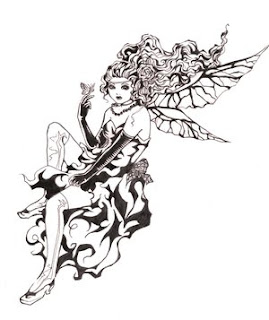 Fairy Tattoo Designs 3