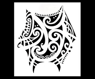 Beautiful Polynesian Tattoos With Image Polynesian Tribal Tattoo Designs Gallery Picture 1