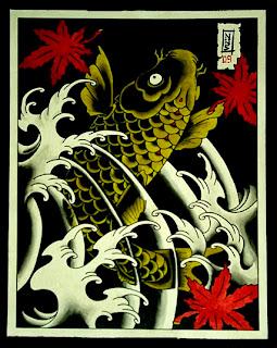 Japanese Tattoos, Tattoo Designs, Japanese Koi Tattoo, Koi Tattoos, Fish Tattoos, Koi Fish Tattoo, Japanese Koi Fish Tattoo