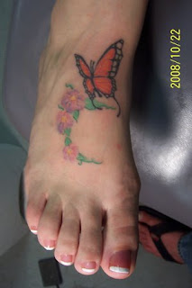 Butterfly Tattoos For Foot Tattoo Designs With Image Foot Butterfly Tattoos For Women Tattoo