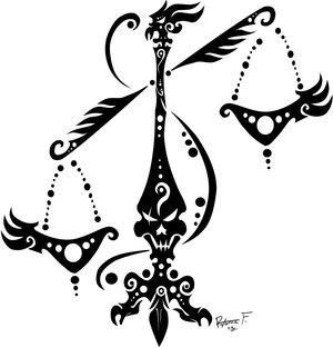 Libra Tattoos Ideas With Image Libra Tattoo Designs Gallery Pictures 2