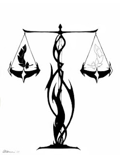 Libra Tattoos Ideas With Image Libra Tattoo Designs Gallery Pictures 6