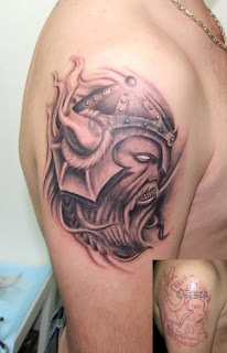 Art Shoulder Tattoos With Viking Tattoo Ideas With Image Shoulder Viking Tattoo Gallery 1