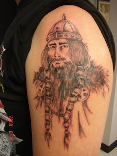 Art Shoulder Tattoos With Viking Tattoo Ideas With Image Shoulder Viking Tattoo Gallery 6