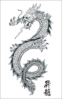 Japanese Tattoo Ideas With Japanese Dragon Tattoo Designs Gallery 7