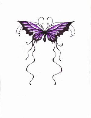 Butterfly tattoo ideas designs