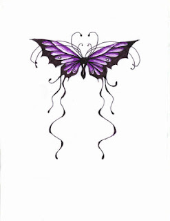 Cool Tattoo Ideas With Butterfly Tattoo Designs Gallery 5