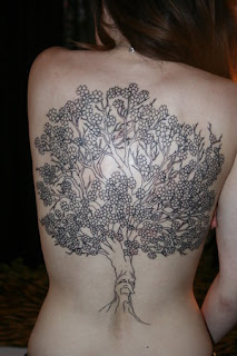 Back Piece Japanese Tattoos With Image Cherry Blossom Tattoo Designs Especially Back Piece Japanese Cherry Blossom Tattoos For Female Tattoo Gallery 1