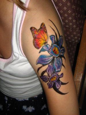 Arowana Tattoo by PrilaA. TwoThumbs Tattoo Oahu Hawaii.