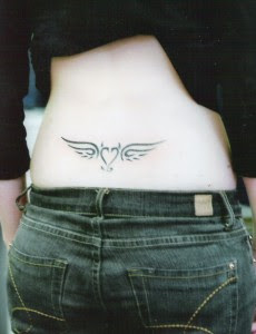 Lower Back Tattoos With Image Lower Back Tribal Tattoo For Female Tattoo Picture 5