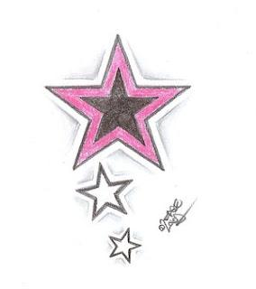 Star Tattoos Design 4