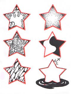 Star Tattoos Design 2