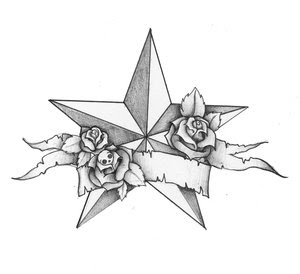 Star Tattoos Design 1