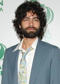 Adrian Grenier Full Beard Hair Styles