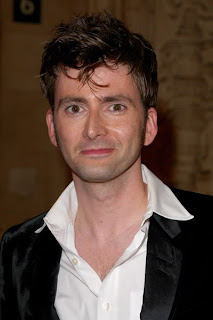 David Tennant Hair Styles
