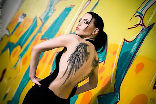 Tatto Picture on Tattoo  Feminine Tattoo  Tattoos  Tattoo Designs  Back Body Tattoo