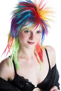Female With Punk Hairstyles Picture 7
