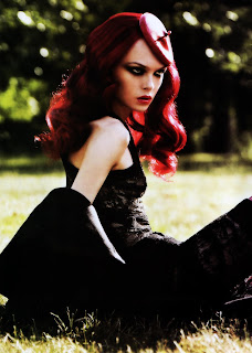 Models With Red Hairstyle Picture 7
