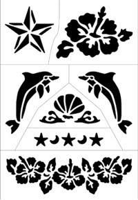 Tattoo Stencil 4