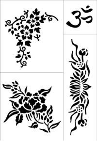 Tattoo Stencil 6