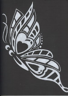Beautiful Art of Tattoos Design With Image Butterfly Tattoo Design Picture 10