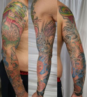 Japanese Tattoos With Image Japanese Koi Fish Tattoo Designs Especially Japanese Koi Fish Sleeve Tattoo Picture 2