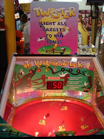 They had the coolest games!