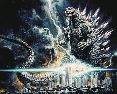 GODZILLA ~ KING OF THE MONSTERS (TRIBUTE)