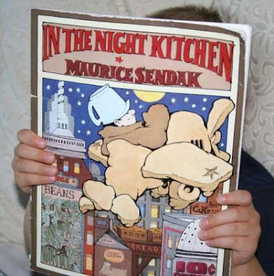 In The Night Kitchen book cover