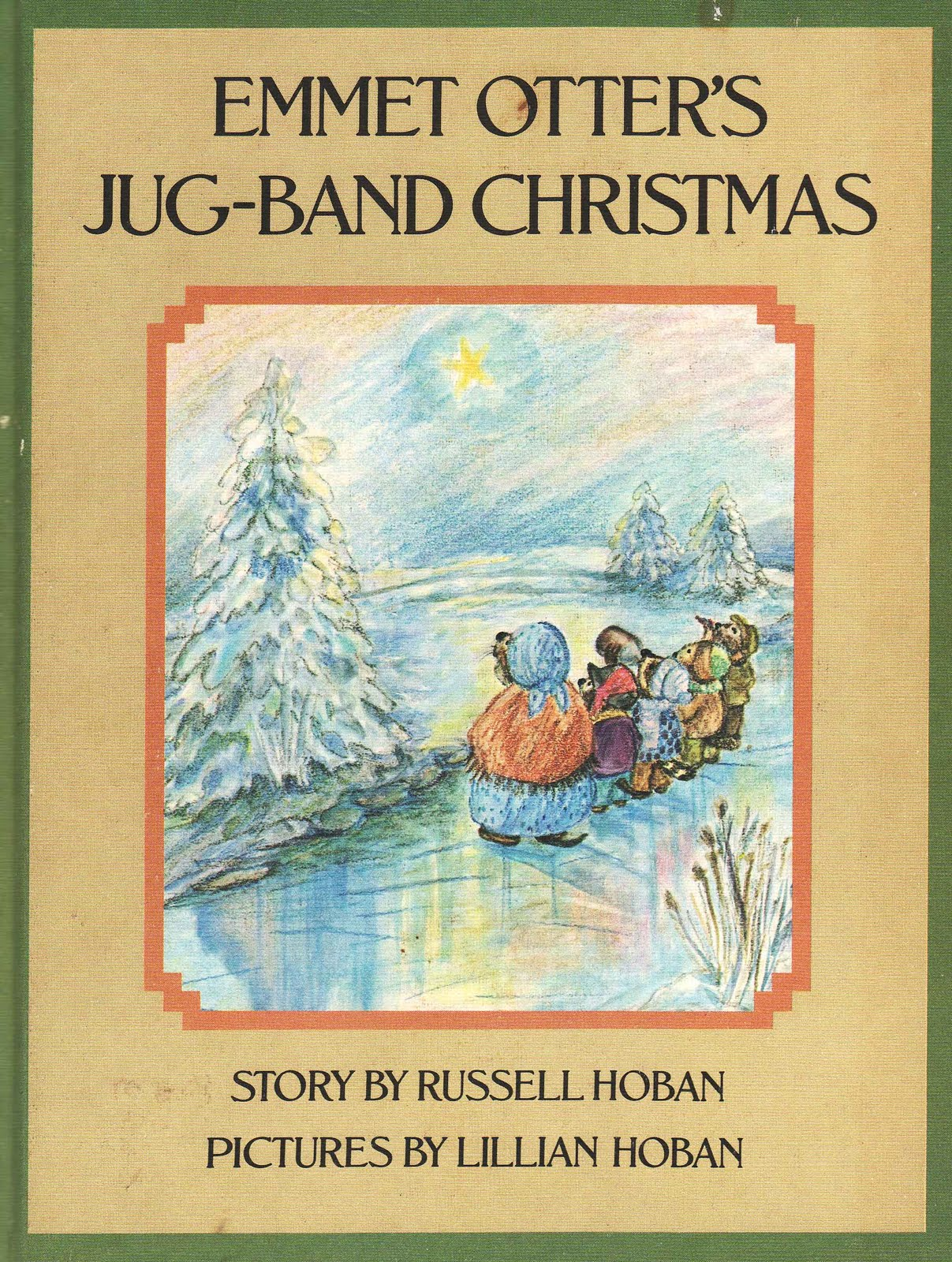 Vintage Kids\' Books My Kid Loves: Emmet Otter\'s Jug-Band Christmas