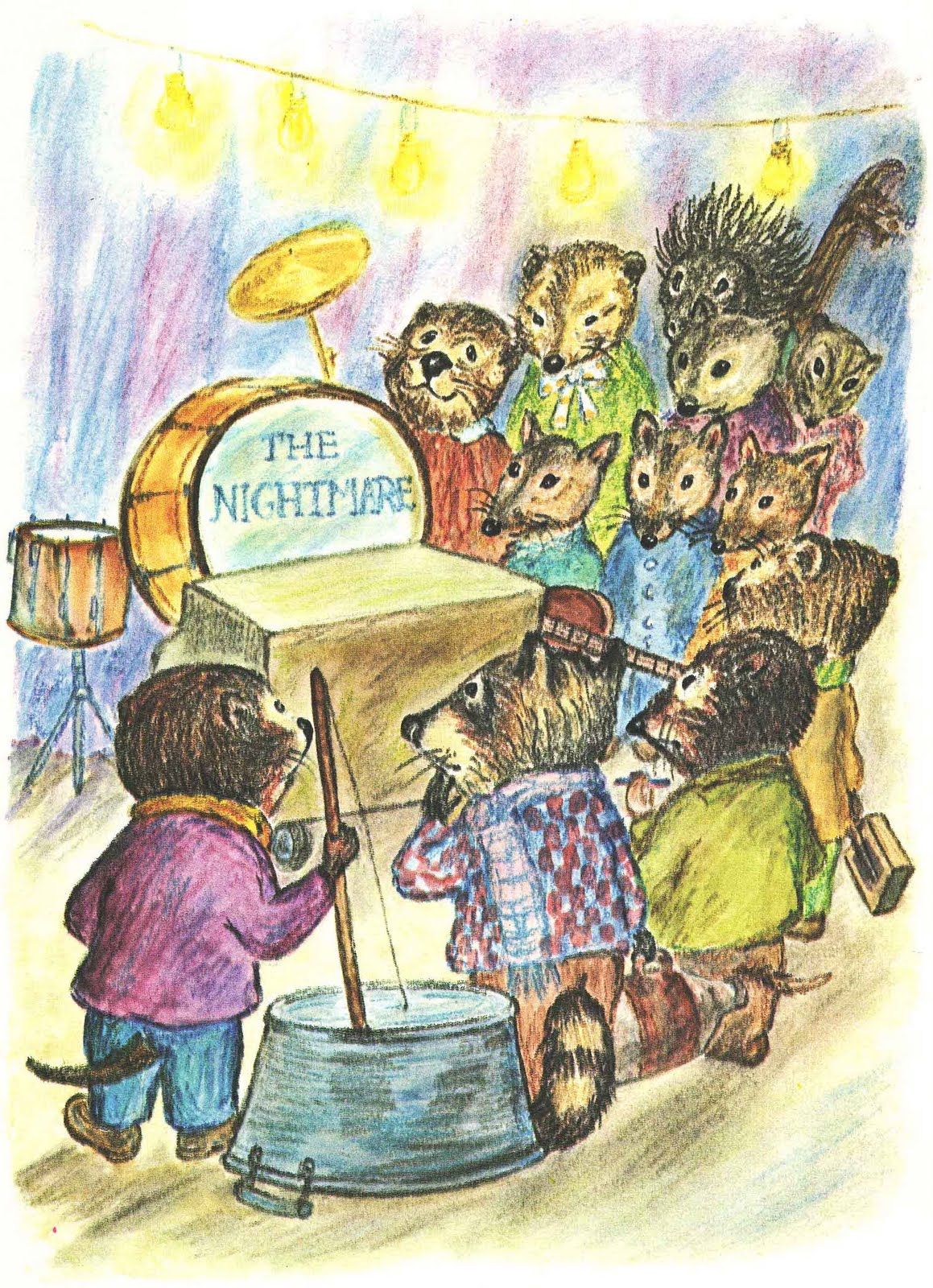 Vintage Kids' Books My Kid Loves: Emmet Otter's Jug-Band Christmas