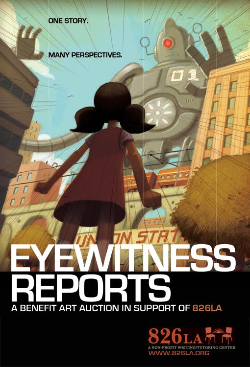How To Write A Witness Report