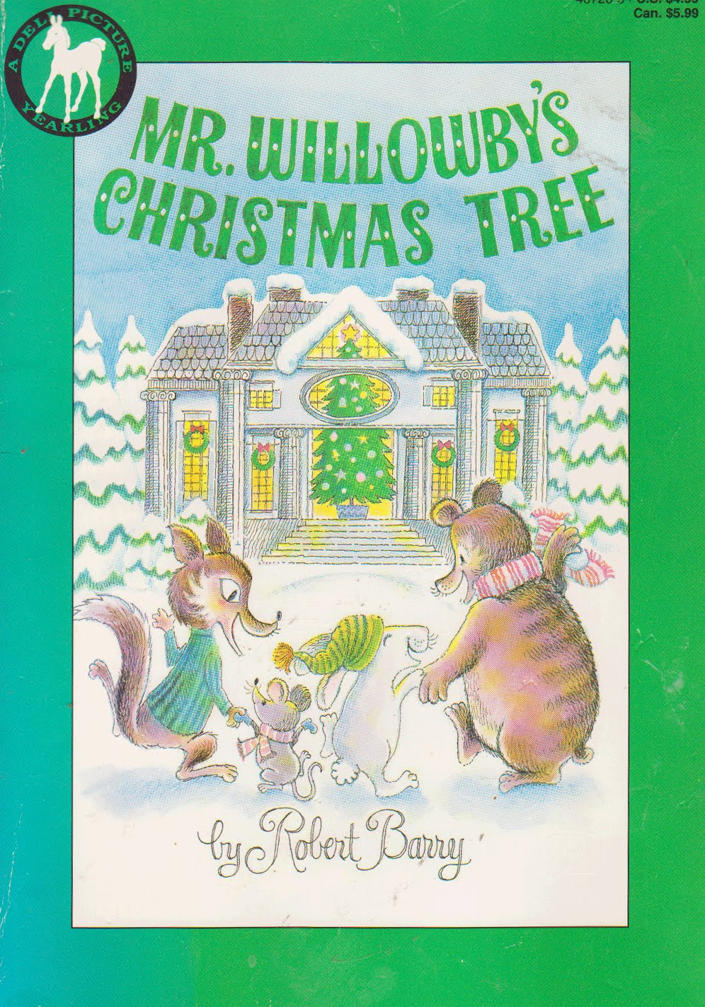 Mr Willowby S Christmas Tree Mr Willowby S Tree Coloring Pages