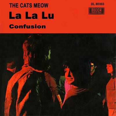 Cats Meow La La Lu Confusion