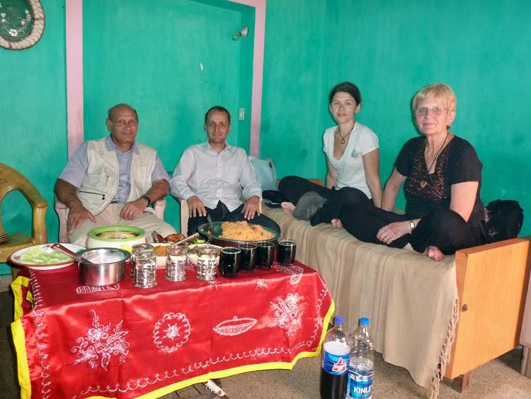 Bermary loisirs inde 2010 repas chez l 39 habitant - Chambre chez l habitant blois ...