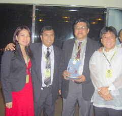 Beta Sigma - Manila East Awardee