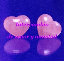 Participo en el Intercambio de Amor y amistad ( Febrero )