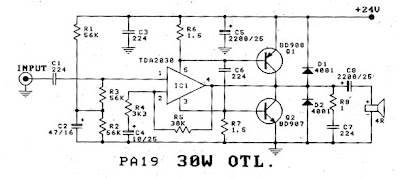 Mosfet Tester Circuit on audio amplifier pwm
