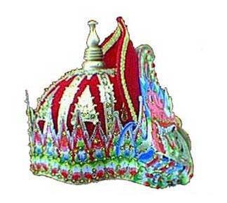 mahkota raja blambangan