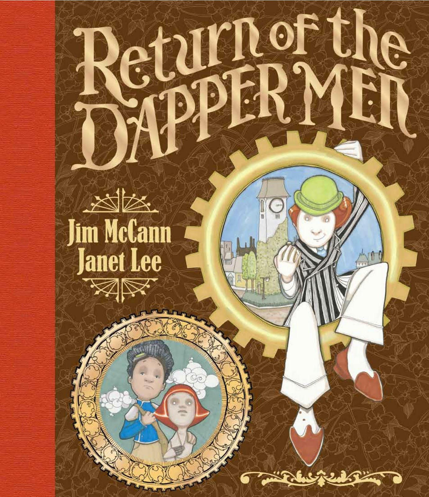 vvb32 reads: Return of the Dapper Men by Jim McCann