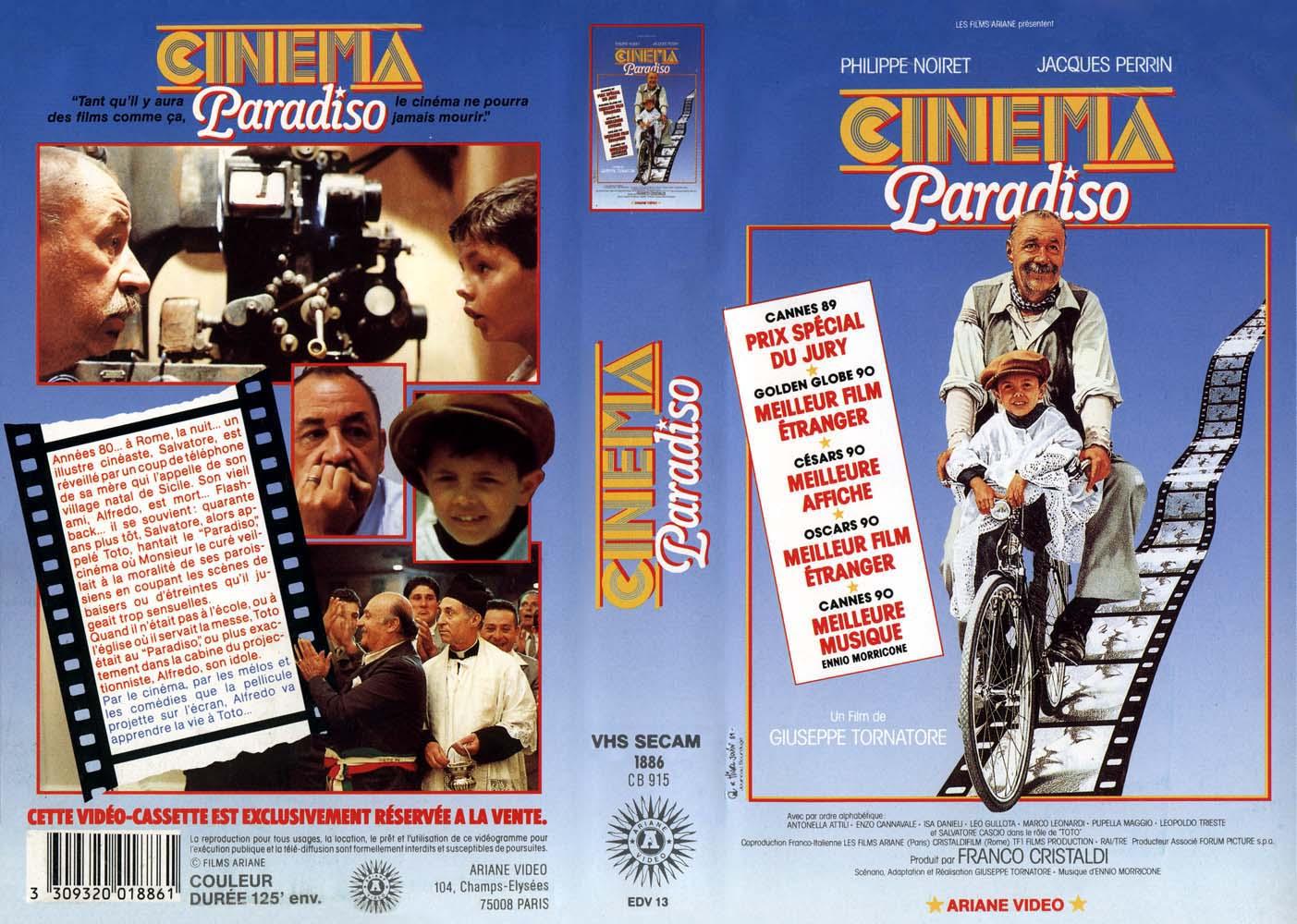 a plot analysis of the film cinema paradiso by giuseppe tornatore